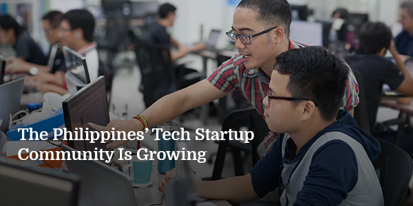 The Philippines' Tech Startup Community Is Growing