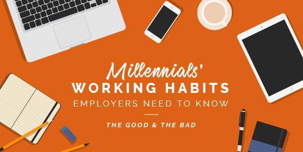 Millenials-Working-Habits-Infographic