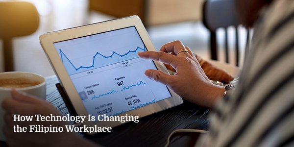 How Technology Is Changing the Filipino Workplace