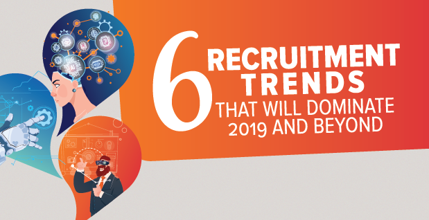 6 Recruitment Trends That Will Dominate 2019 and Beyond