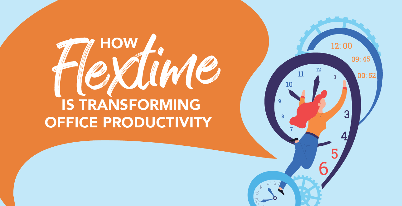 How Flextime Is Transforming Office Productivity